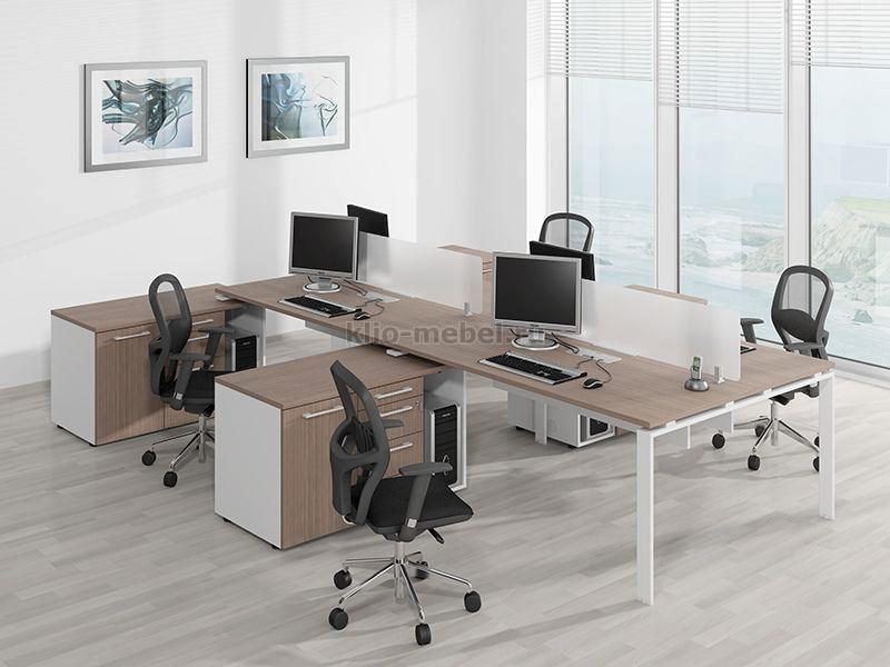Мебель для переговорных. Серия Спринт Lux