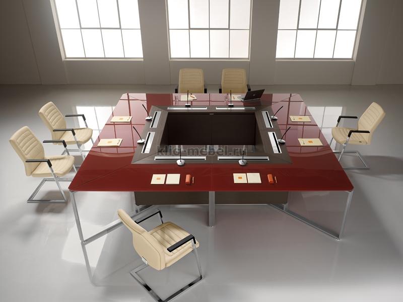 Мебель для переговорных. Серия I-Meet
