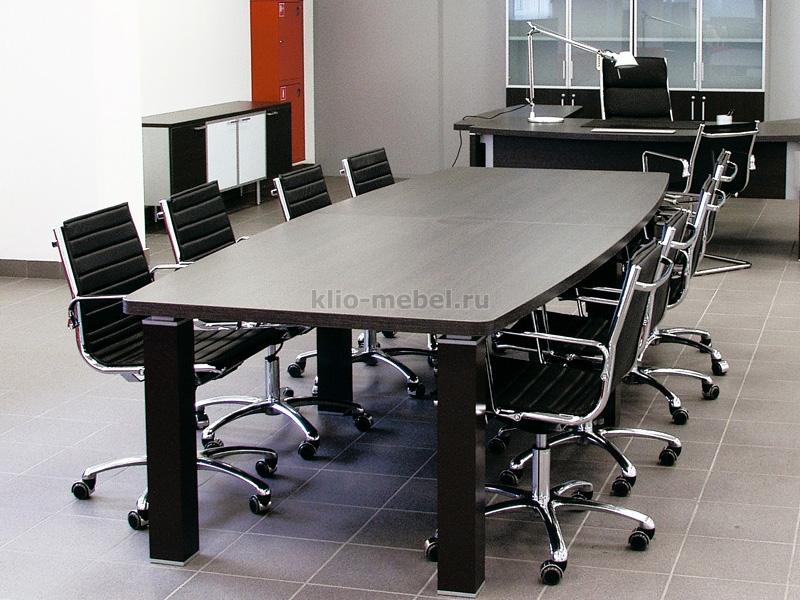 Мебель для переговорных. Серия Tao wood, Tao metal, Tao glass