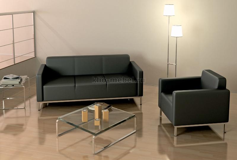 Офисный диван Евро люкс