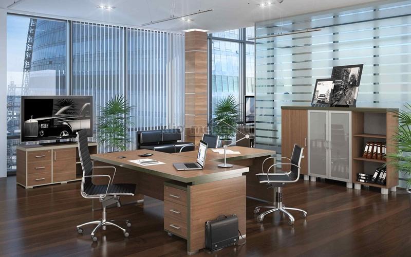 Офисная мебель руководителя Турин
