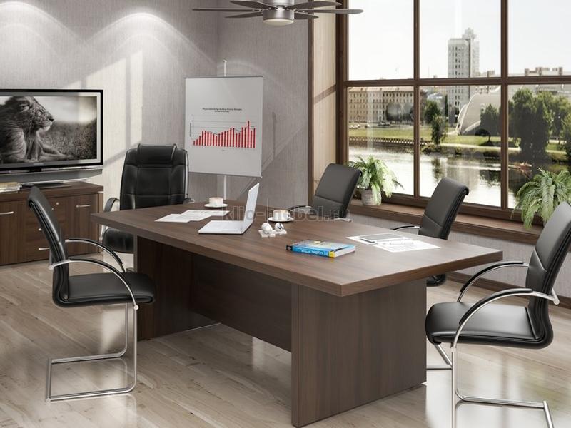 Мебель для переговорных. Серия Милан