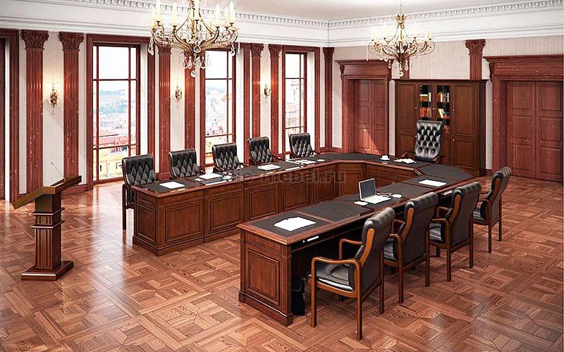 Мебель для переговорных. Серия Inter New