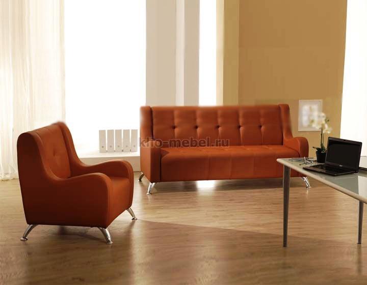 Офисный диван Клерк-13
