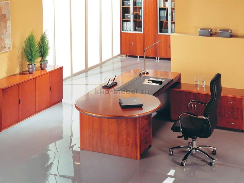 Офисная мебель руководителя Manhattan-Pnt