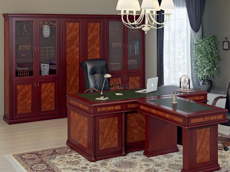 Офисная мебель руководителя Berkeley