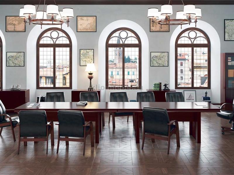 Мебель для переговорных. Серия Bern