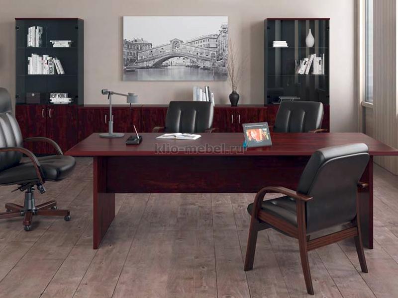 Мебель для переговорных. Серия Diamond-Pnt