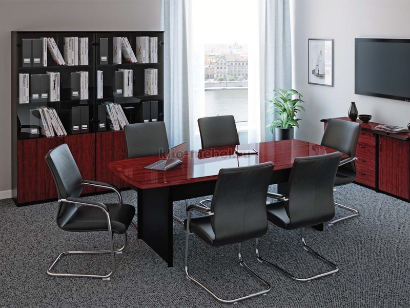 Мебель для переговорных. Серия York