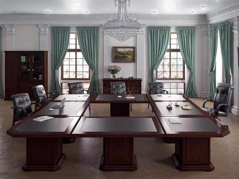 Мебель для переговорных. Серия Ministry
