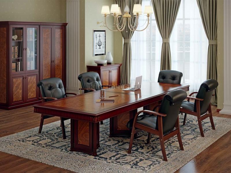 Мебель для переговорных. Серия Berkeley