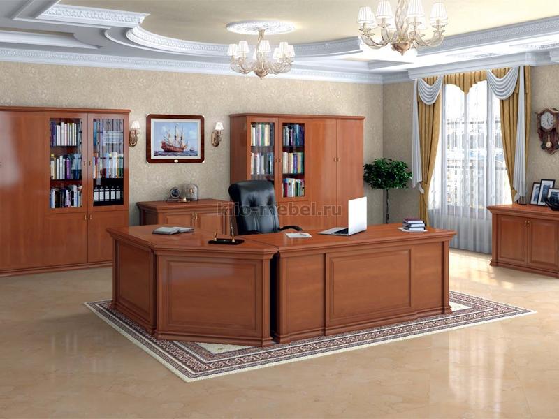 Офисная мебель руководителя Nelson
