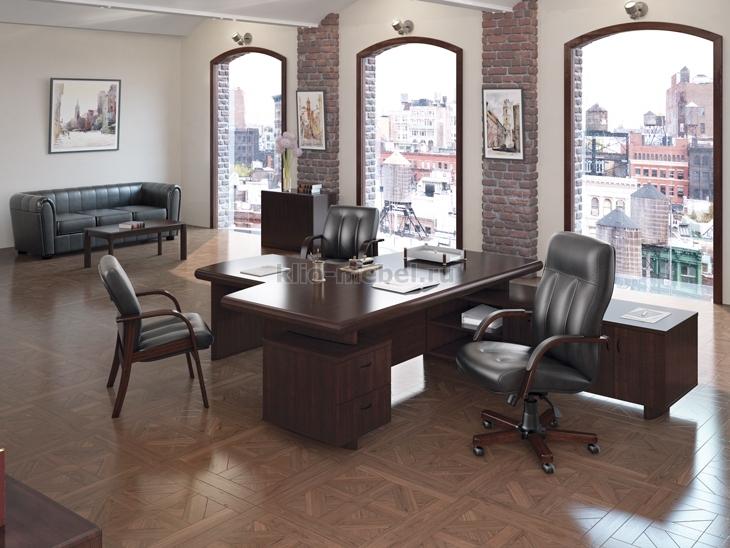Офисная мебель руководителя Capital