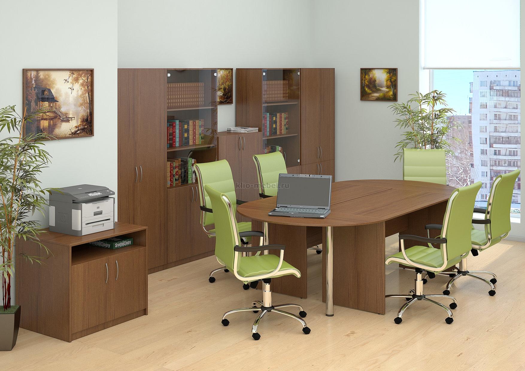 """Офисная мебель персонала """"NOVA S"""""""