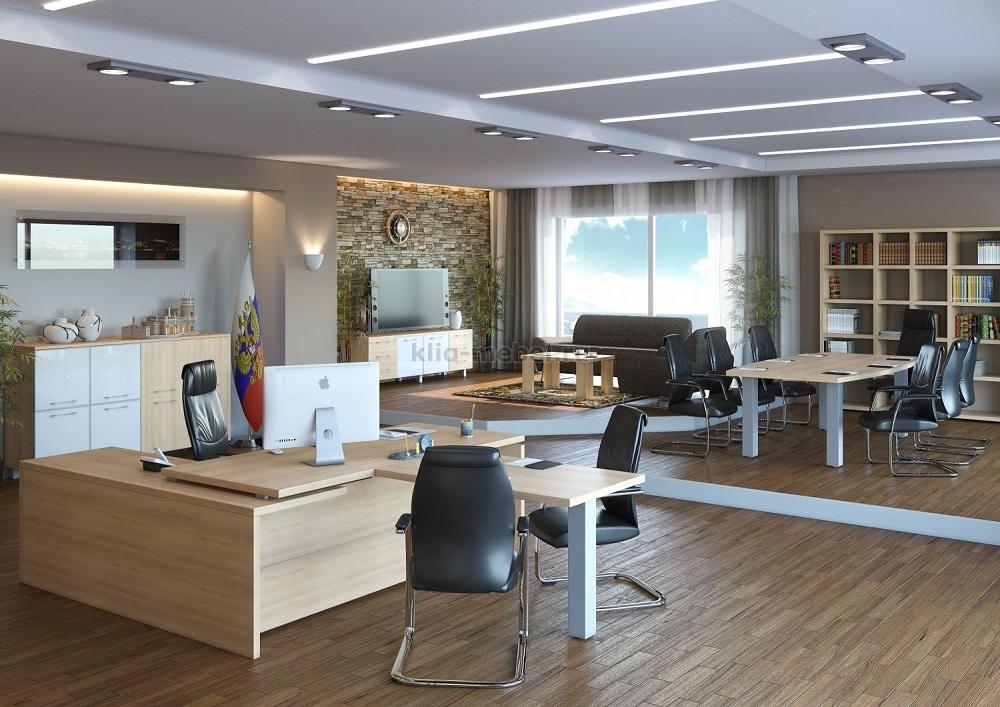 Офисная мебель руководителя YALTA