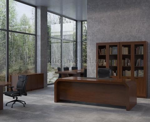 Офисная мебель руководителя Kingston