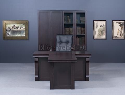 Офисная мебель руководителя Lion wenge