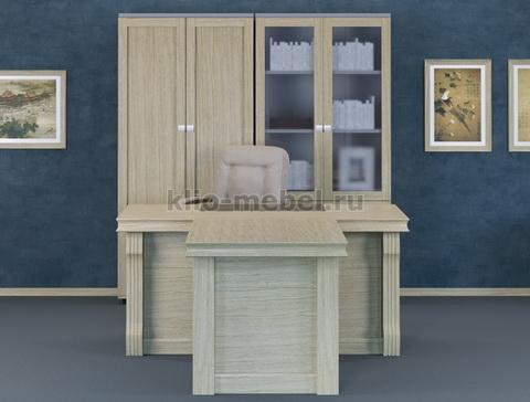 Офисная мебель руководителя Lion white