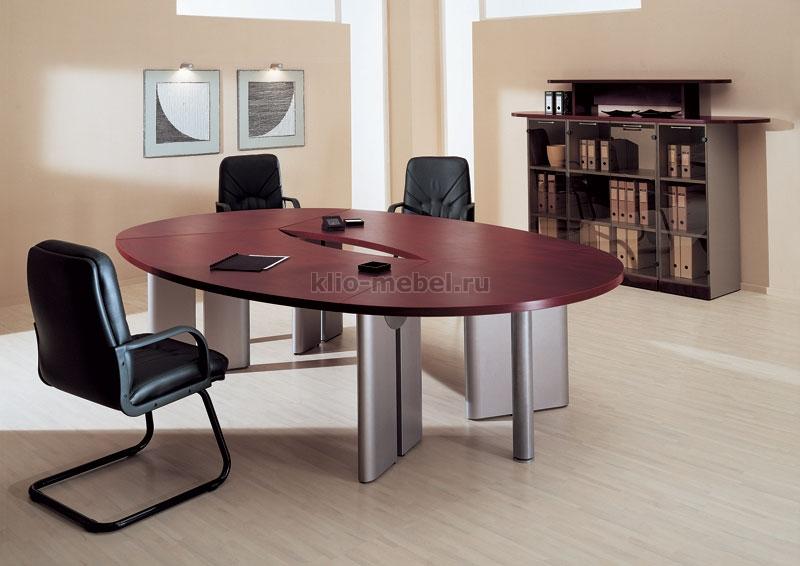 Мебель для переговорных. Серия Boss